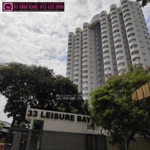 Leisure Bay Condo, TIME, Maxis, Unifi