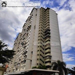 Desa Pinang 2, maxis, TIME internet, unifi