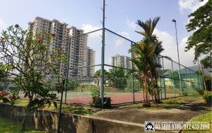 Grand View Condominium, TIME, Maxis, Unifi