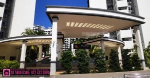 Putra Place Condominium, TIME Internet, Maxis Broadband, Broadband Coverage