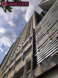 Centrio Avenue Apartment, TIME, Maxis, Unifi