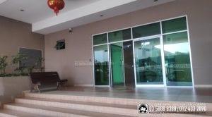 Gurney Palace Condominium, TIME, Maxis, Unifi