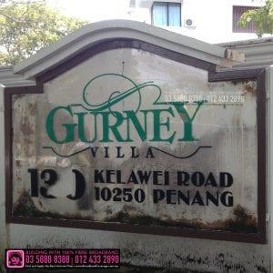 Gurney Villa Condo, TIME, Maxis, Unifi