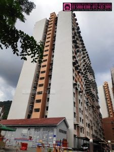 Halaman Kenanga Apartment, TIME, Maxis, Unifi