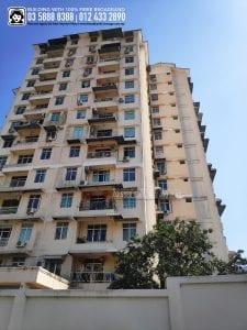 Hillside Garden Apartment TIME, Maxis, Unifi