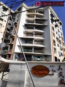 Indah Kota Apartment, TIME, Maxis, Broadband