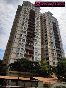 Ixora Height Apartment, TIME, Maxis, Unifi