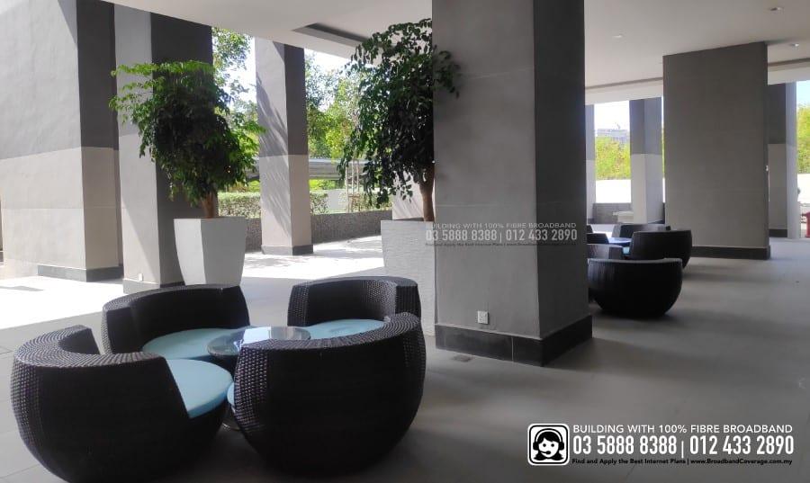 Marinox Sky Villas Condo, TIME, Maxis, Unifi