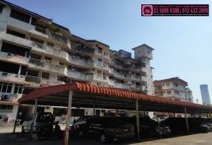 Medan Ria Apartment, TIME, Maxis, Unifi