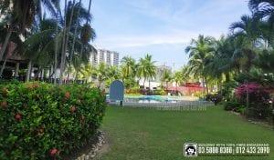Mutiara Villa Condominium, TIME, Maxis, Unifi