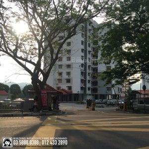 Pangsapuri Mayang Apartment, TIME, Maxis, Unifi