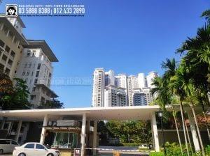 Quayside Condominium, TIME, Maxis, Unifi