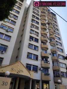 Seri Kota Apartment, TIME, Maxis, Unifi