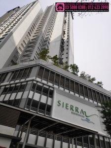 Sierra Residences Condo, TIME, Maxis, Unifi