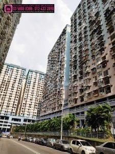 Sri Impian Apartment, TIME, Maxis, Unifi