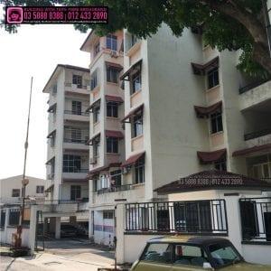 Sri Indah Apartment, TIME, Maxis, Unifi