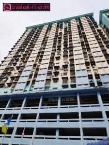 Sri Ivory Apartment, TIME, Maxis, Unifi