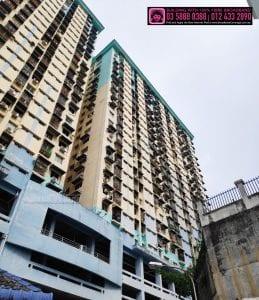 Sri Ivory Apartment, TiIME, Maxis, Unif