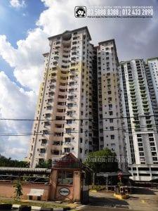 Sri Permai Apartment, TIME, Maxis, Unifi