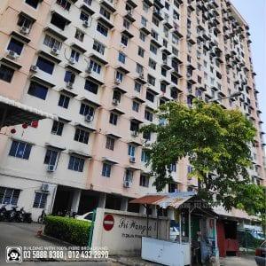 Sri Wangsa 1 Apartment, TIME, Maxis, Unifi