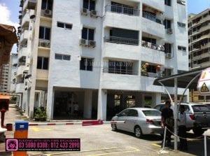 Suria Mutiara Apartment, TIME, Maxis, Unifi