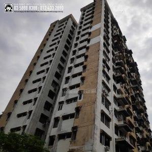 Taman Bukit Jambul Apartment, TIME, Maxis, Unifi