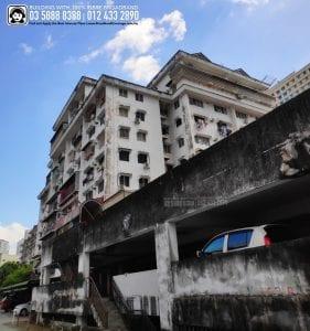 Taman Seri Hijau Apartment, TIME, Maxis, Unifi
