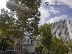 Vilaris Courtyard Homes, TIME, Maxis, Unifi