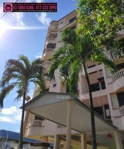 Villa Indah Condo, TIME, Maxis, Unifi