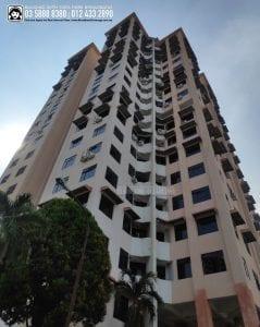 Villa Sri Kenanga Condominium, TIME. Maxis, Unifi