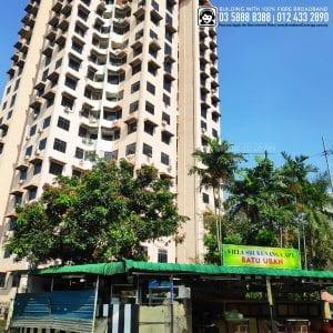Villa Sri Kenanga Condo, TIME, Maxis, Unifi